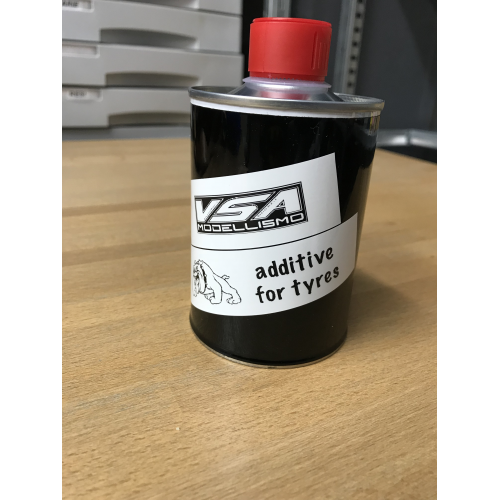 *ADDITIVO PER GOMME BY VSA