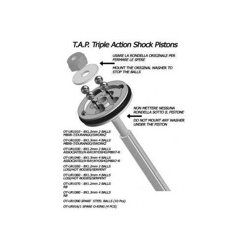 ACR54-221 POMPANTE IN ERGAL TRIPLO EFFETTO