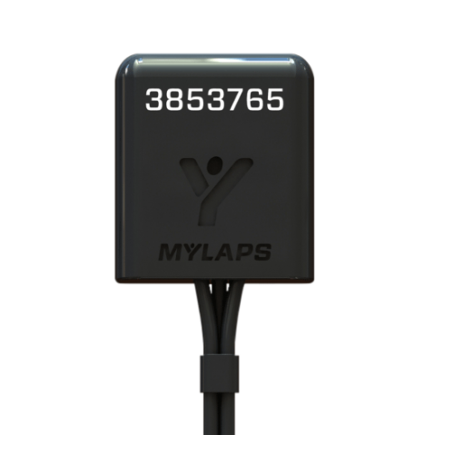 NEW MYLAPS RC4 TRANSPONDER