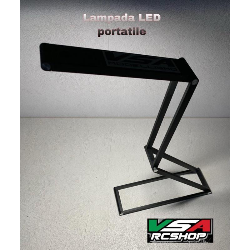 LAMPADA PORTATILE MILLEUSI A LED
