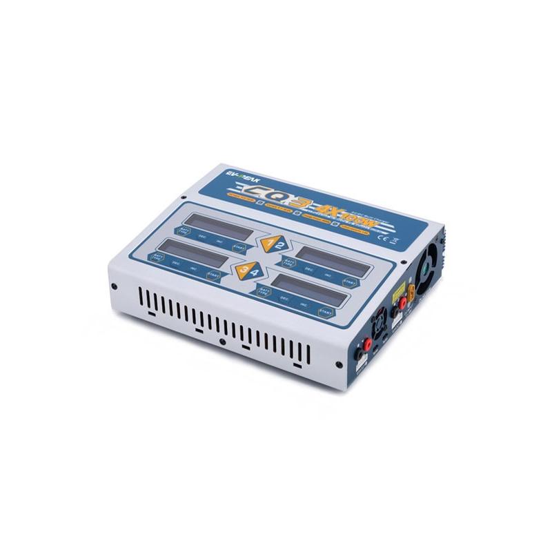 Caricabatterie CQ3 100WX4 AC/DC