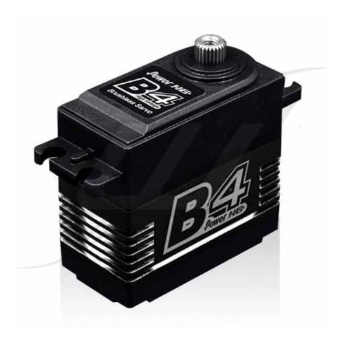 Servocomando Power-HD Digital BL Servo B4 HV
