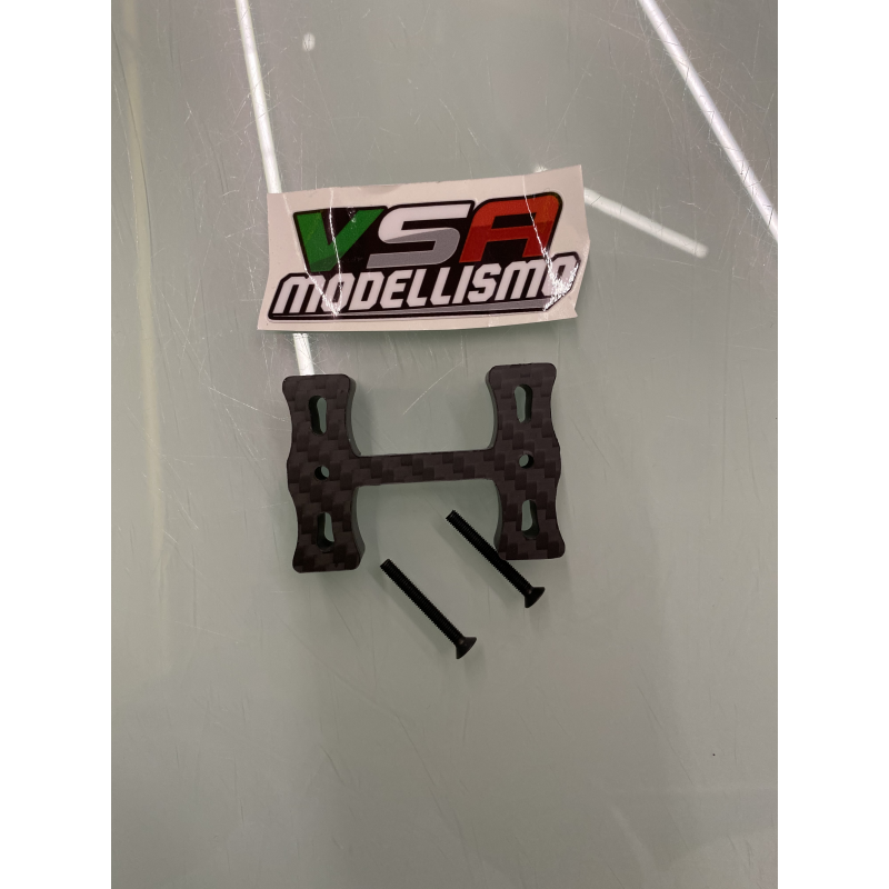TLR 8IGHT-X 10MM WING SHIM (RIALZO ALETTONE IN CARBONIO)