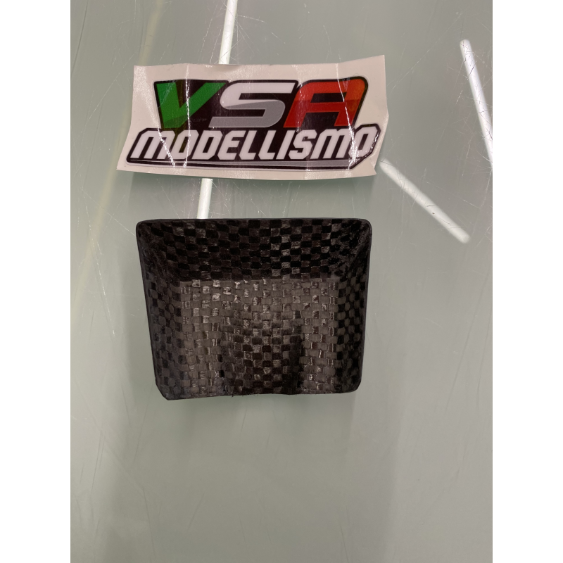 MUSETTO IN CARBONO PER HB RACING - TLR- XRAY - AGAMA