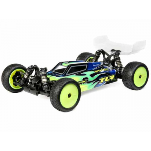 TLR 22X-4 Race Kit: 1/10 4WD Buggy (TLR03020)