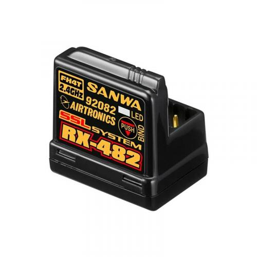 RICEVENTE SANWA RX482 2.4GHz