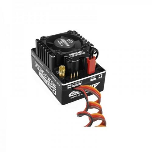 Regolatore - Revoc PRO 160 - Black edition - 2-6S Esc - 160A 53004-1