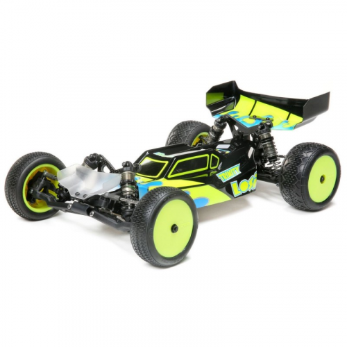 22 5.0 DC ELITE RACE KIT: 1/10 2WD DIRT/CLAY