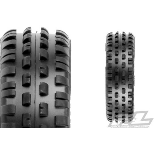 "PROLINE 'WEDGE SQUARED' 2.2"" Z3 MEDIUM CARPET 2WD FRONT"