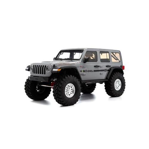 AXIAL Crawler Jeep JLU Wrangler GRAU 1/10 RTR / AXI03003T1