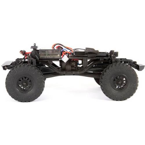 Fuoristrada Axial 1:24 Automodello Elettrica 4WD 100% RtR 2,4 GHz