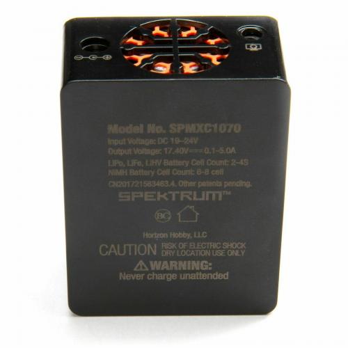 Spektrum Caricabatteria S150 AC/Dc Smart Caricatore 1 X 50W SPMXC1070I