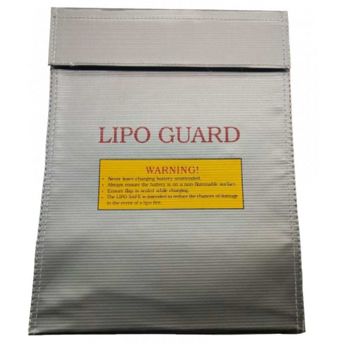 BUSTA IGNIFUGA - MAXPRO - LiPo SAFETY BAG 230x300mm