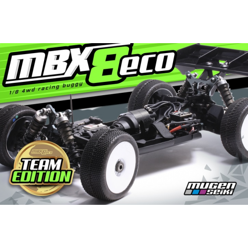 MUGEN MBX 8 ECO TEAM EDITION