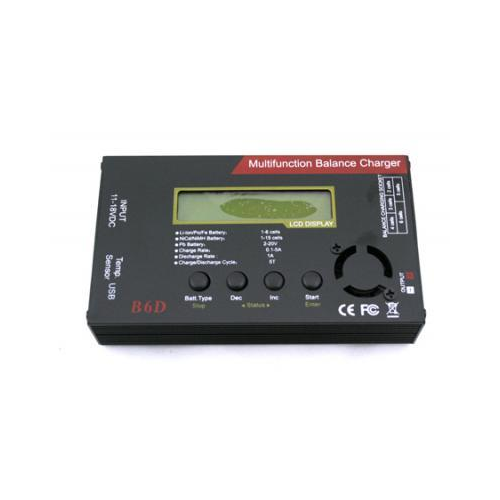 MULTIFUNCTION BALANCE CHARGER B60