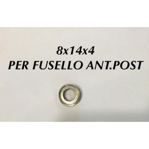 8X14X4 PER FUSELLO ANT.POST + DIFF. CENTRALE