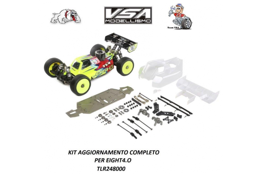 NUOVI OPTIONAL PER LOSI 4.0